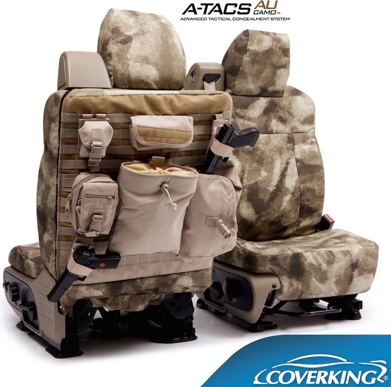 Coverking Tactical A TACS Seat Covers