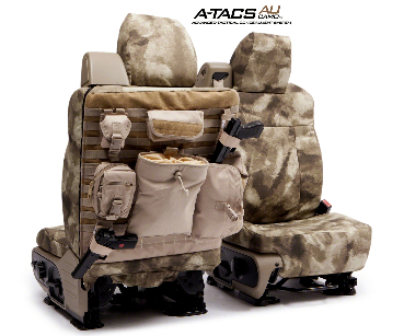 Coverking Custom Tactical Seat Cover