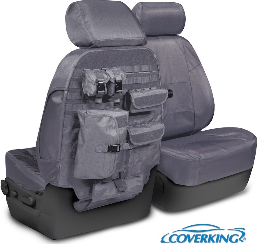 Ballistic Tactical Car Seat Covers
